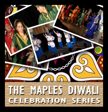 Maples Diwali Celebration Series