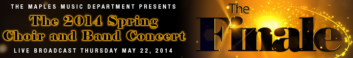 The 2014 Spring Music Concert