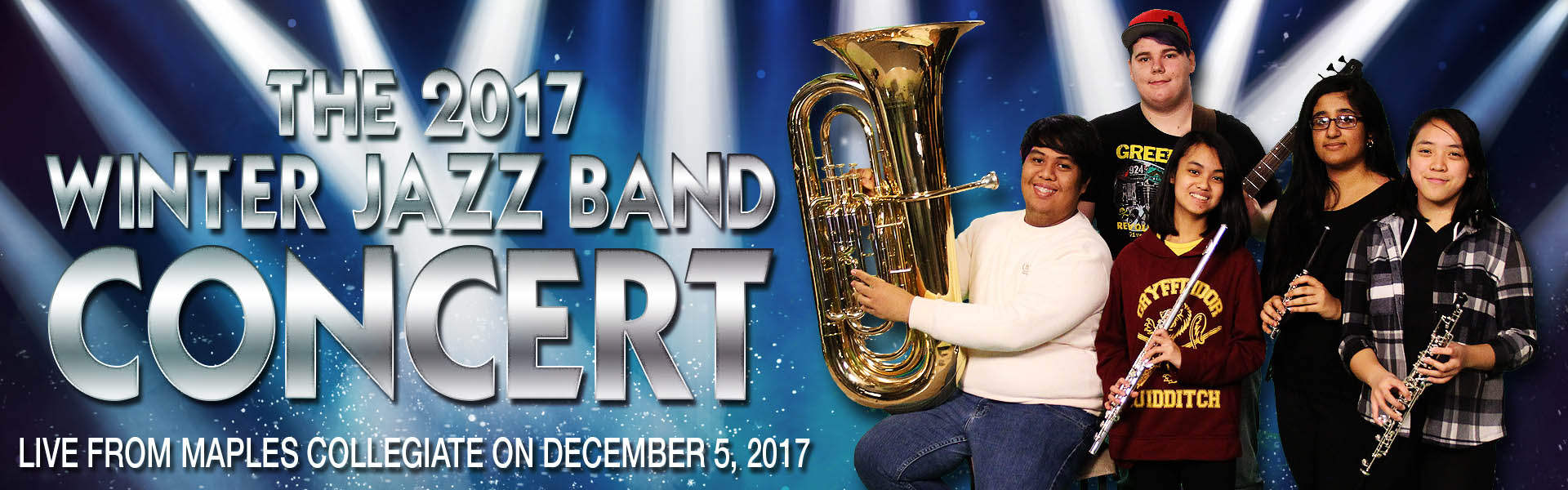 2017 Winter Jazz Band