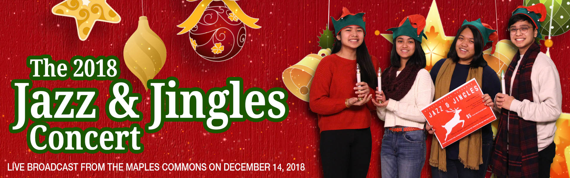 2018 Jazz and Jingles Concert