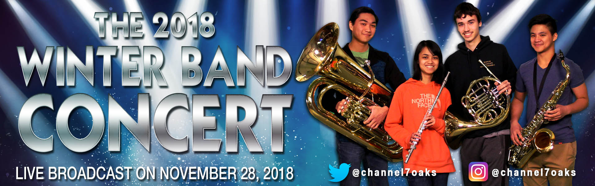 2018 Winter Band Concert