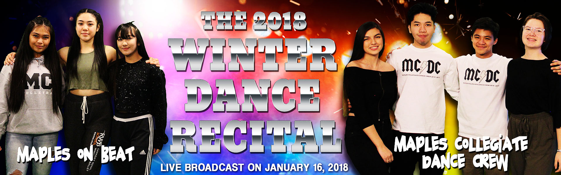 2018 Winter Dance Recital