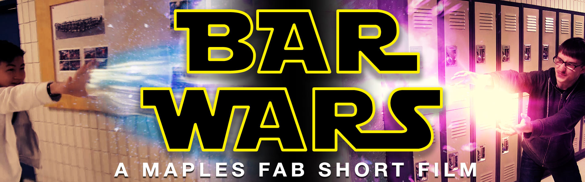 Bar Wars - Maples FAB Short Film
